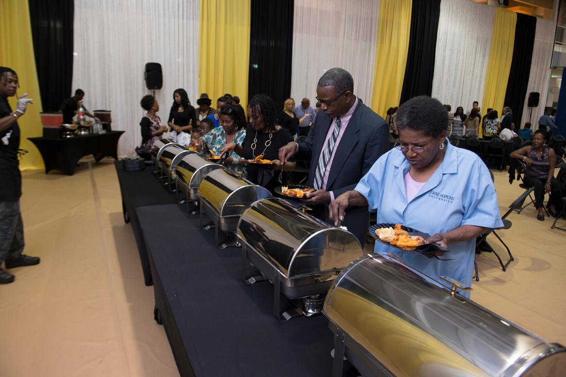 jUNETEENTH 2014 celebration banquet