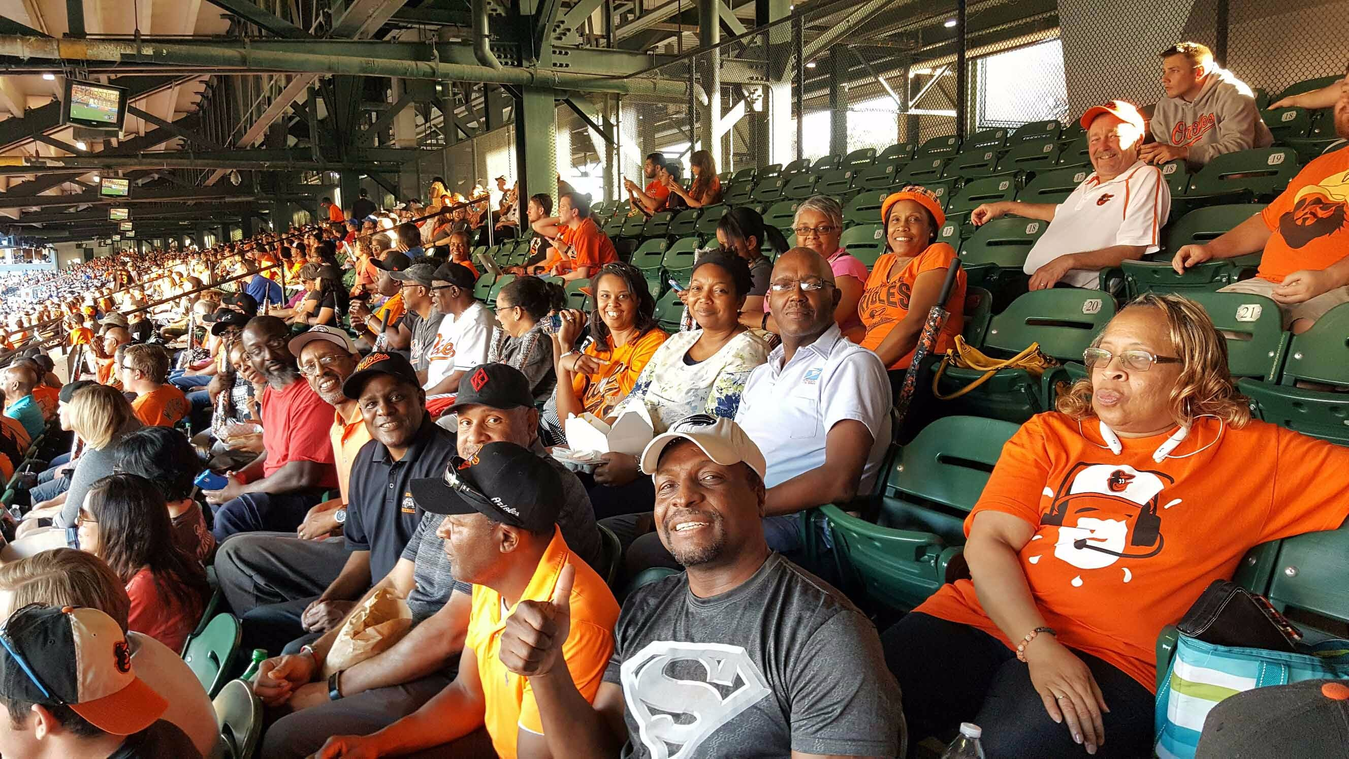 BFSA Day Oriole Park 1