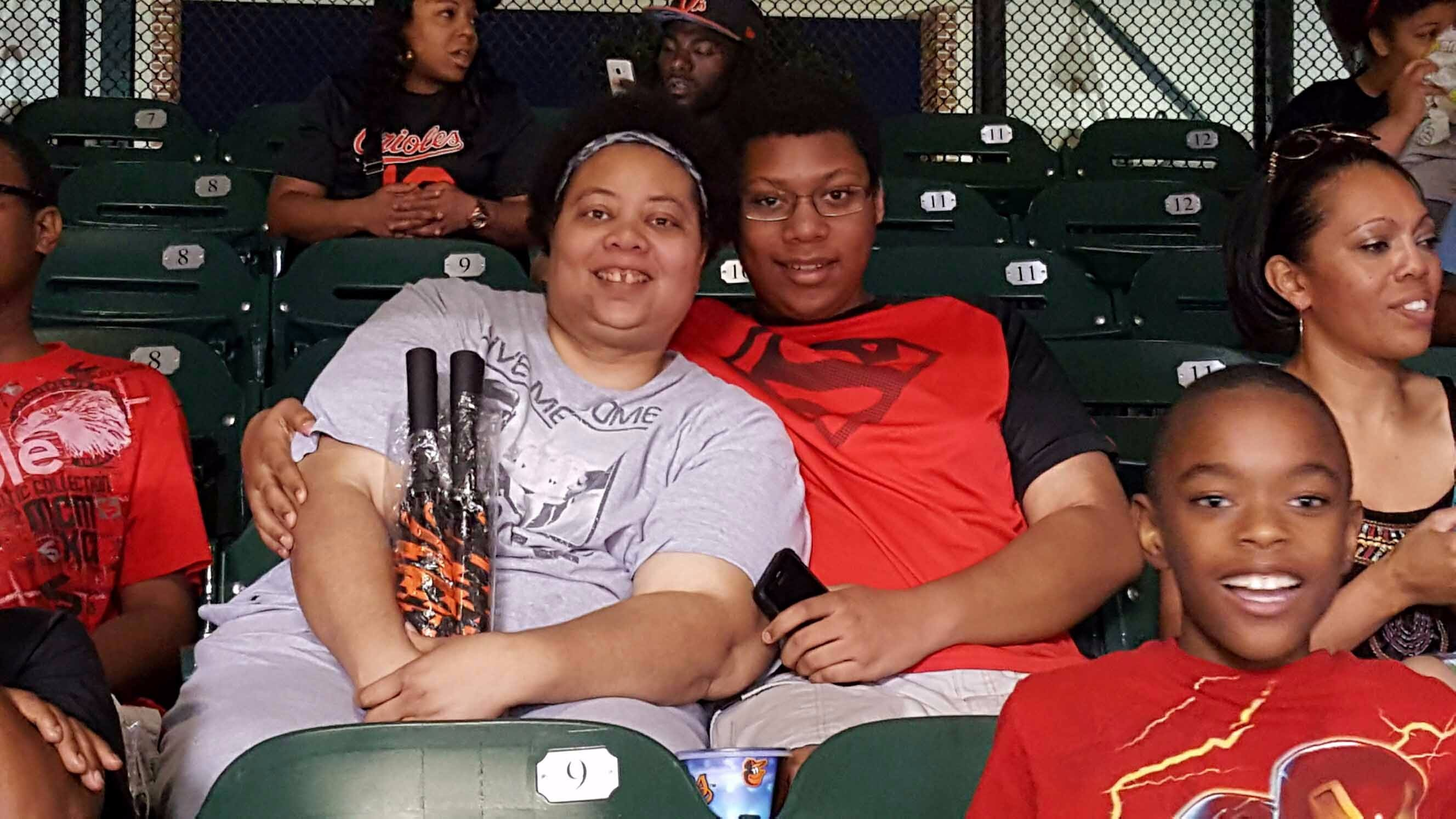 BFSA Day Oriole Park 7