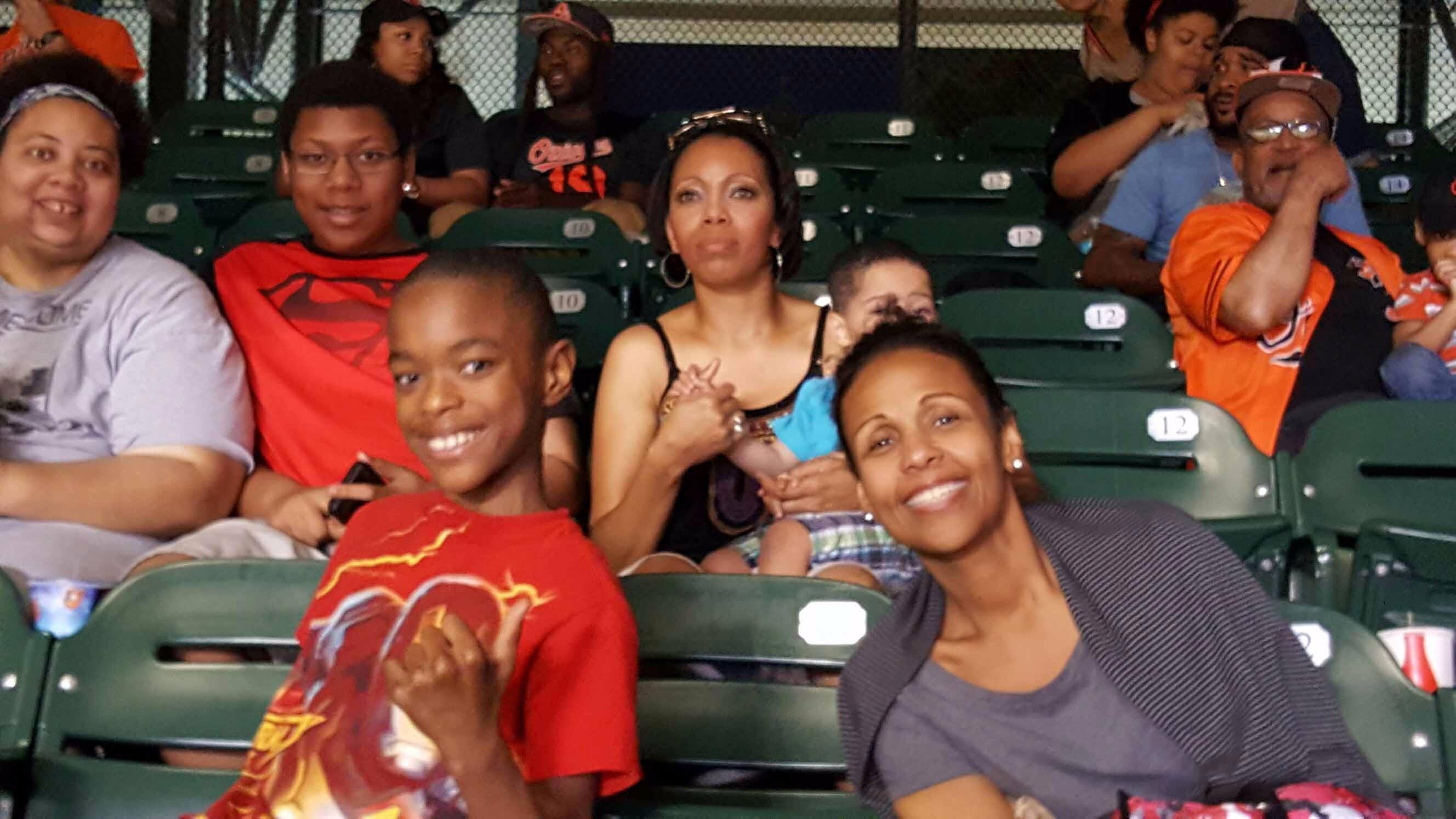 BFSA Day Oriole Park